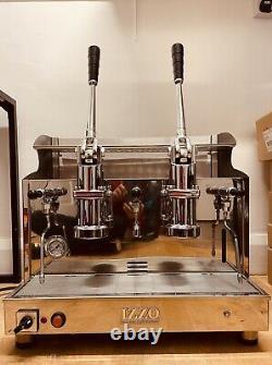 Izzo Pompei Espresso Lever Machine 2 Group