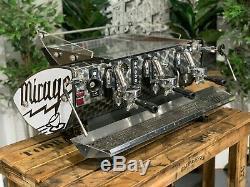 Kees Van Der Westen Mirage Arte Veloce 3 Group White Espresso Coffee Machine