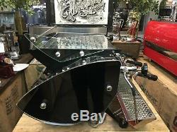 Kees Van Der Westen Mirage Triplette Black 3 Group Espresso Coffee Machine