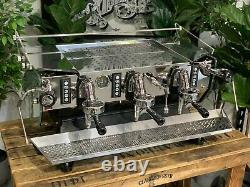 Kees Van Der Westen Mirage Triplette Mirage Side 3 Group Espresso Coffee Machine