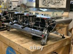 Kees Van Der Westen Spirit Triplette Bastone 3 Group New Espresso Coffee Machine