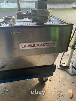 LA MARZOCCO LINEA 2 AV COFFEE ESPRESSO MACHINE CLASSIC 2 GROUP November 2013