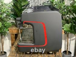 La Cimbali M100 2 Group Black Espresso Coffee Machine Commercial Wholesale Cafe