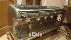 La Cimbali M39 Dosatron commercial coffee machine 4 groups