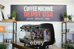 La Cimbali M39 GT Dosatron 2 Group High Cup Commercial Espresso Coffee Machine