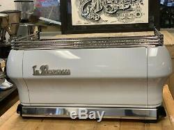 La Marzocco Fb80 3 Group White Espresso Coffee Machine Commercial Cafe Home