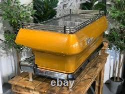 La Marzocco Fb80 4 Group Gold Espresso Coffee Machine Commercial Wholesale Cafe