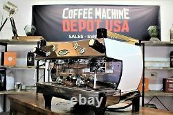 La Marzocco GB5 EE 2 Group Commercial Espresso Coffee Machine 2017