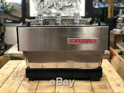 La Marzocco Linea Classic 2 Group Espresso Coffee Machine Commercial Cafe Cart