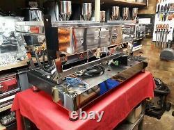 La Marzocco Linea Classic AV (3 groups) Espresso Coffee Machine