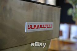 La Marzocco Linea Coffee Machine Lassic 2 Group 2012