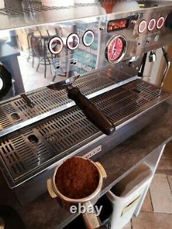 La Marzocco Linea PB AV (2 Group) Commercial Espresso Coffee Machine