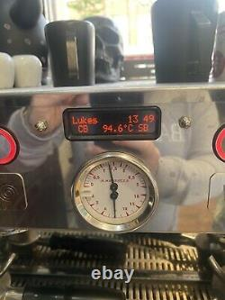 La Marzocco Linea Pb 2 Group Stainless Espresso Coffee Machine