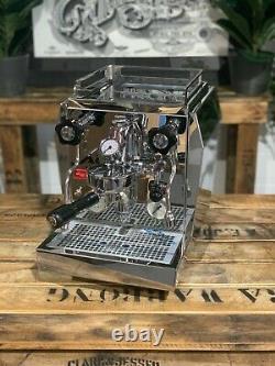 La Pavoni Giotto Evoluzione 1 Group Brand New Stainless Espresso Coffee Machine