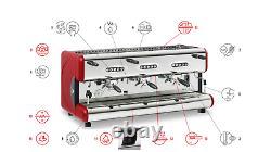 La San Marco 85E SPRINT 2 GROUP Commercial Espresso Coffee Machine