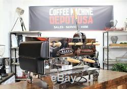 La San Marco Duale Class 2 Group Commercial Espresso Coffee Machine