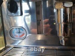 La Scala Carmen Espresso 2 Group Coffee Machine FULLY FUNCTIONING