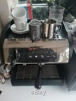 La Spaziale S1 Mini Vivaldi Espresso Machine Coffee single group twin boiler