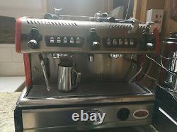 La Spaziale compact 2 group head Commercial Coffee Espresso Machine