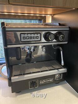 La spaziale Single Group Commercial Espresso Coffee Machine, refurbished