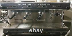 Lacimbali M32 Dosatron 3-group Commercial Espresso Machine. Serviced and Cleaned