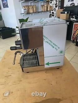 Magister Es30 With P. I. D. 1 Group Espresso Coffee Machine 240 Volt Brass Boiler