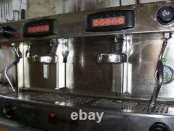 Marlinc 2 group fully automatic espresso coffee machine