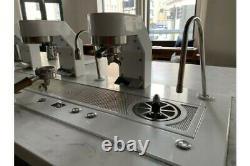 Mavam 3 Group Espresso Machine Custom Sprayed 4 months old Worth 18K