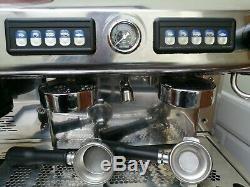 Model Ma-c-2group Espresso Coffee Machine