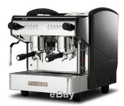 New Solid Coffee Maker Expobar 2 Group Compact G10 Automatic Espresso Machine