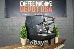 Nuova Simonelli Appia II Single Group with Autosteam Commercial Espresso Machine