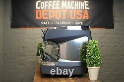 Nuova Simonelli Aurelia II T3 High Cup 3 Group Commercial Espresso Machine