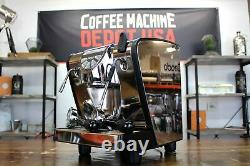 Nuova Simonelli Musica (Black) 1 Group Espresso Coffee Machine BRAND NEW