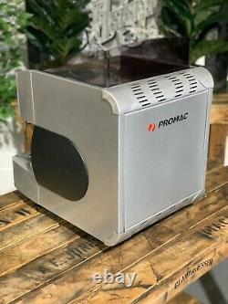 Promac Club Me 1 Group Grey Espresso Coffee Machine Commercial Wholesale Supply