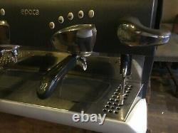 Rancilio 2 Group Espresso Coffee Machine. Serviced annually