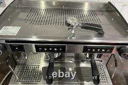 Rancilio Class 7 2 Group Commercial Espresso Coffee Machine Refurbished