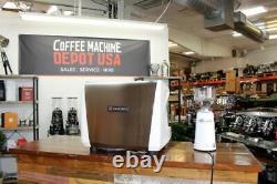 Rancilio Classe 5 USB 2 Group Compact Commercial Espresso Machine