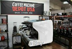 Rancilio Classe 5 USB 2 Group Tall Commercial Espresso Machine