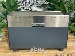 Rancilio Classe 6 2 Group Grey Espresso Coffee Machine Commercial Wholesale Bar