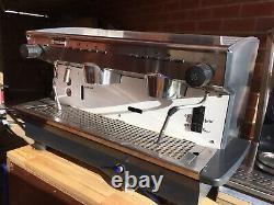 Rancilio Classe 6 2 group Dual Fuel LPG Gas Espresso Coffee Machine