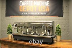 Rancilio Classe 6 3 Group Commercial Espresso Machine