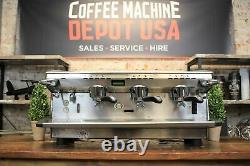 Rancilio Classe 8 3 Group Commercial Espresso Coffee Machine
