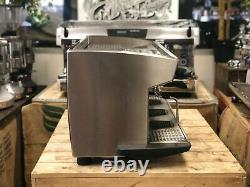 Rancilio Classe 8 3 Group Stainless Espresso Coffee Machine Commercial Supplier