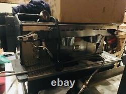 Rancilio Coffee Espresso Machine 2 group