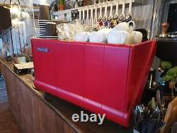 Rancilio Coffee Machine Commercial 2 Group Head Vintage Espresso Retro