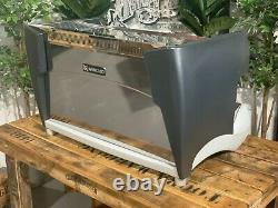 Rancilio Epoca 2 Group Black And Grey Espresso Coffee Machine Commercial Barista