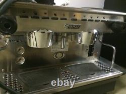 Rancilio s6 2 group coffee machine