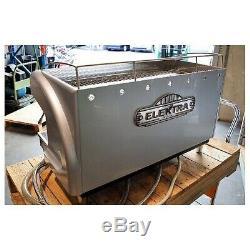 Refurbished 2 Group Elektra Espresso Coffee Machine With Warranty
