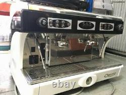 Refurbished Astoria Calypso dual Fuel Lpg Gas 2 Group Espresso Coffee Machine