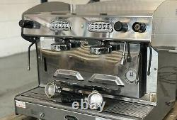 Refurbished Brasilia 2 Group Tall Cup Dual Fuel Espresso Coffee Machine